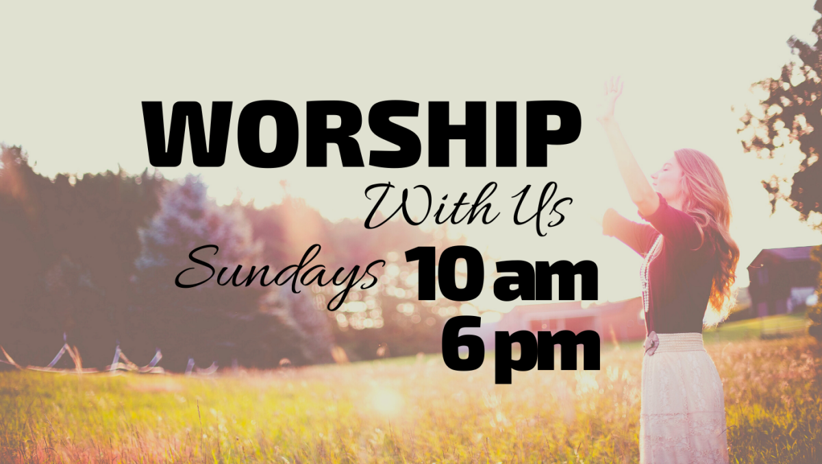 Sunday Worship Service 10AM